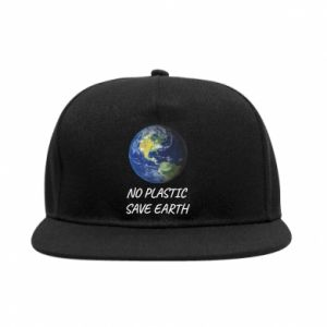 SnapBack No plastic save earth