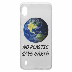 Samsung A10 Case No plastic save earth