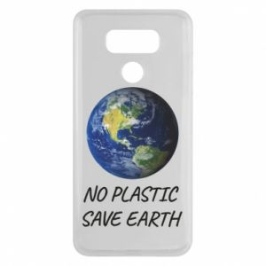 LG G6 Case No plastic save earth