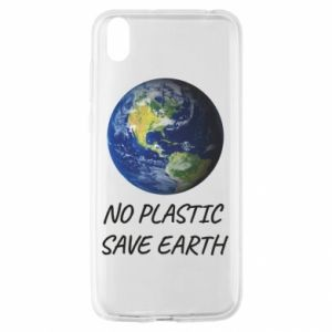 Huawei Y5 2019 Case No plastic save earth