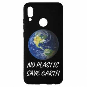 Huawei P Smart 2019 Case No plastic save earth