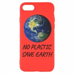 iPhone SE 2020 Case No plastic save earth