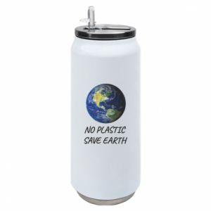 Puszka termiczna No plastic save earth