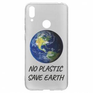 Etui na Huawei Y7 2019 No plastic save earth