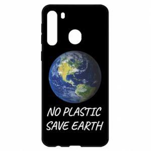 Etui na Samsung A21 No plastic save earth