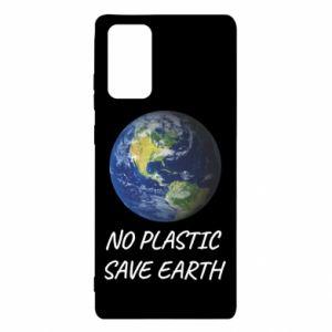 Etui na Samsung Note 20 No plastic save earth