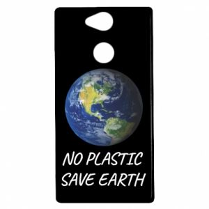 Etui na Sony Xperia XA2 No plastic save earth
