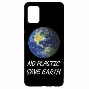 Etui na Samsung A51 No plastic save earth