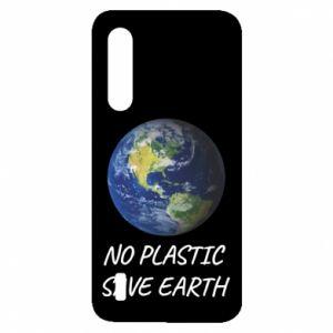 Etui na Xiaomi Mi9 Lite No plastic save earth
