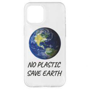 Etui na iPhone 12 Pro Max No plastic save earth