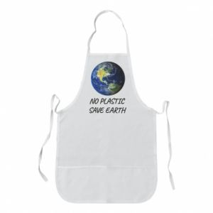Apron No plastic save earth
