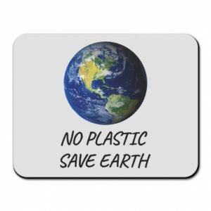 Mouse pad No plastic save earth