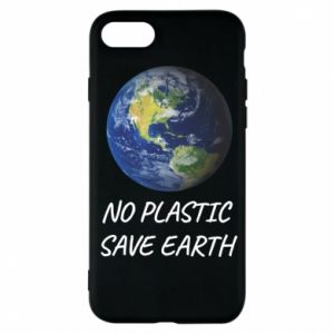 iPhone 7 Case No plastic save earth