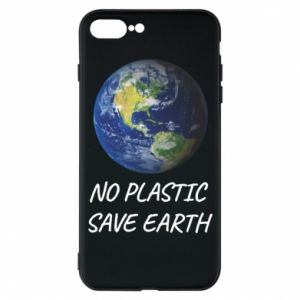 iPhone 7 Plus case No plastic save earth