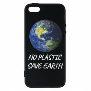 iPhone 5/5S/SE Case No plastic save earth