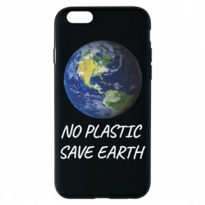 iPhone 6/6S Case No plastic save earth