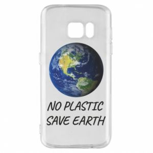 Samsung S7 Case No plastic save earth