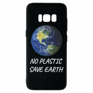 Samsung S8 Case No plastic save earth