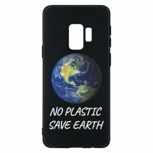 Samsung S9 Case No plastic save earth