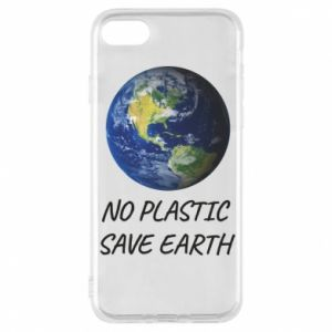 iPhone 8 Case No plastic save earth