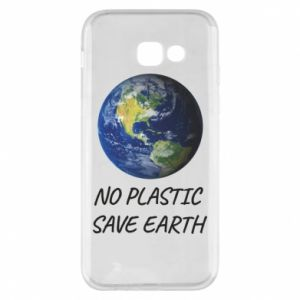Samsung A5 2017 Case No plastic save earth