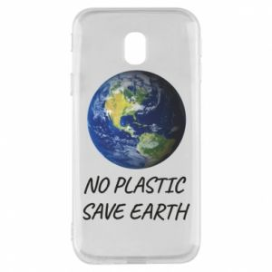 Samsung J3 2017 Case No plastic save earth
