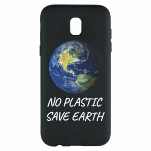 Samsung J5 2017 Case No plastic save earth