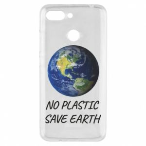 Xiaomi Redmi 6 Case No plastic save earth