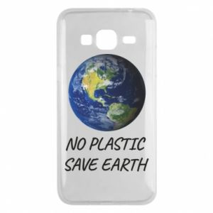 Samsung J3 2016 Case No plastic save earth