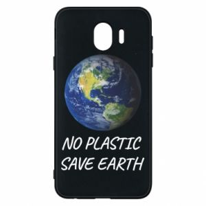 Samsung J4 Case No plastic save earth
