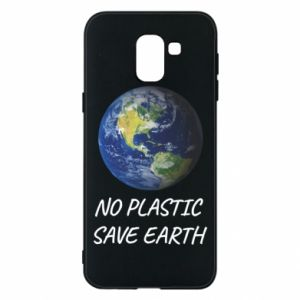 Samsung J6 Case No plastic save earth