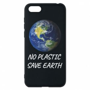 Huawei Y5 2018 Case No plastic save earth