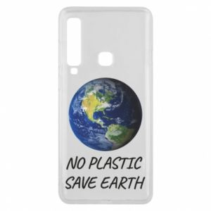 Samsung A9 2018 Case No plastic save earth