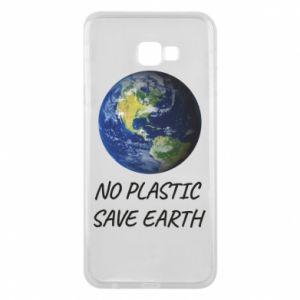 Samsung J4 Plus 2018 Case No plastic save earth