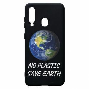Samsung A60 Case No plastic save earth