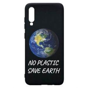 Samsung A70 Case No plastic save earth