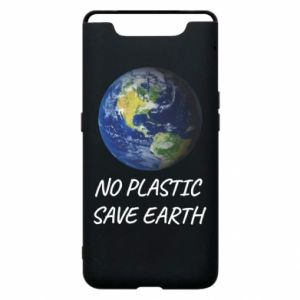 Samsung A80 Case No plastic save earth