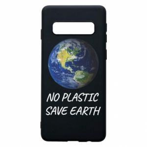 Samsung S10 Case No plastic save earth
