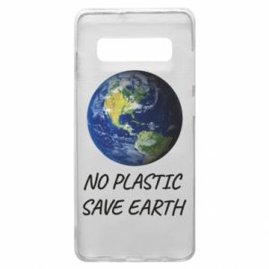 Samsung S10+ Case No plastic save earth
