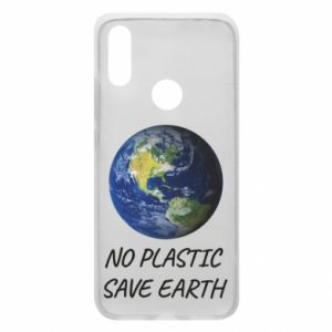 Xiaomi Redmi 7 Case No plastic save earth