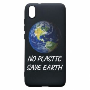 Xiaomi Redmi 7A Case No plastic save earth