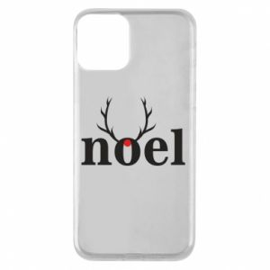 Phone case for iPhone 11 Noel