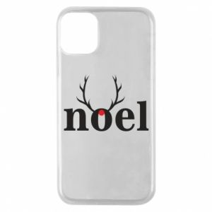 Phone case for iPhone 11 Pro Noel