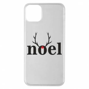 Phone case for iPhone 11 Pro Max Noel