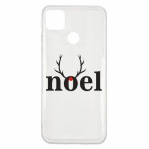 Xiaomi Redmi 9c Case Noel
