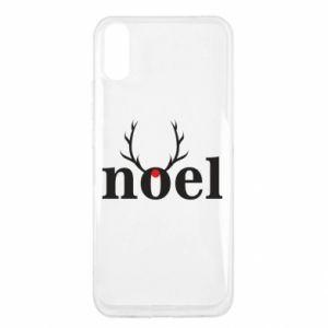 Xiaomi Redmi 9a Case Noel