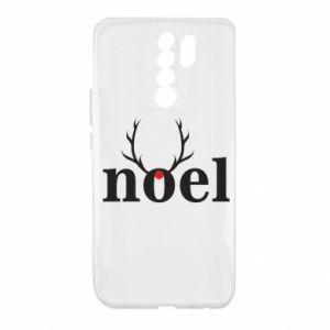 Xiaomi Redmi 9 Case Noel