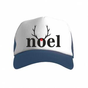 Kid's Trucker Hat Noel