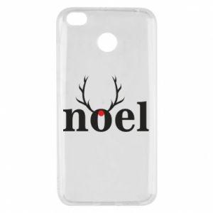 Xiaomi Redmi 4X Case Noel