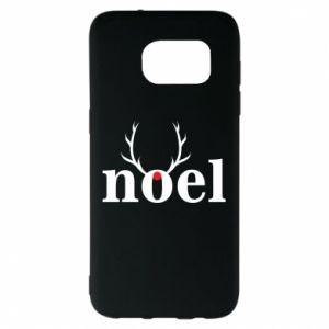 Samsung S7 EDGE Case Noel